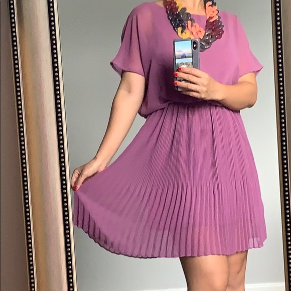 Gianni Bini Dresses & Skirts - Gianni Bini pleated dress in XS